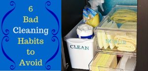 Cleaning Habits