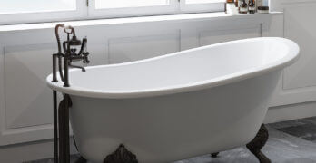 5 Awesome Vintage Style Tub Finds For Your Home