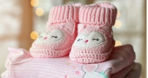chic and pink nursery 01