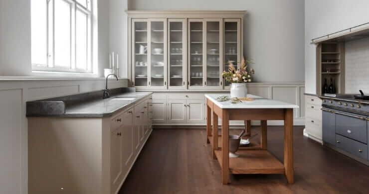 Minimalist Kitchen: A Swedish Design