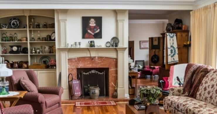 One Week Room Challenge – Formal Living Room
