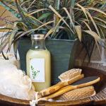 Plant, Soft Soap, Body Scrub,