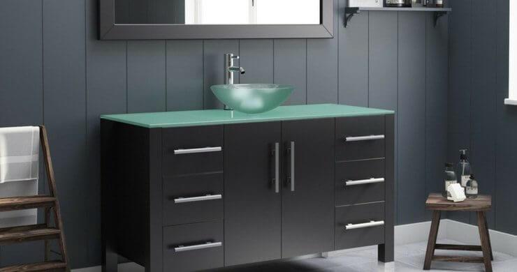 Stylish Single Sink Bathroom Vanities for Your Home