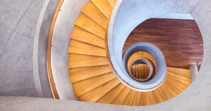 Staircase Designs With Such Enchanting Features