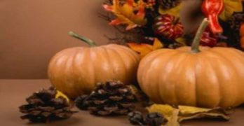 Easy Ideas for Thanksgiving Table Decoration