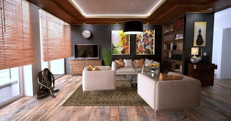 The Best Living Room Design Ideas We Saw In 2020