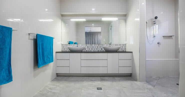 Update Your Bathroom Floor Tiles – 6 DIY Ideas