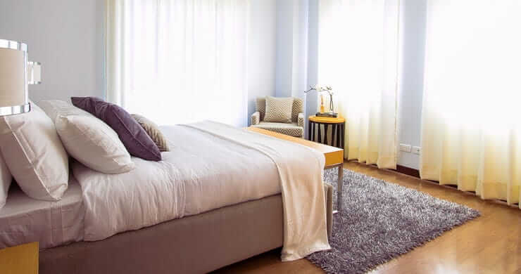 Stylish Design Ideas for the Small Bedroom